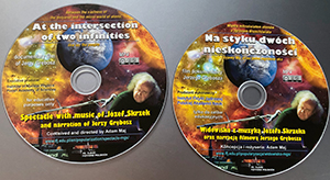 CDs with the movie from the Spectacle